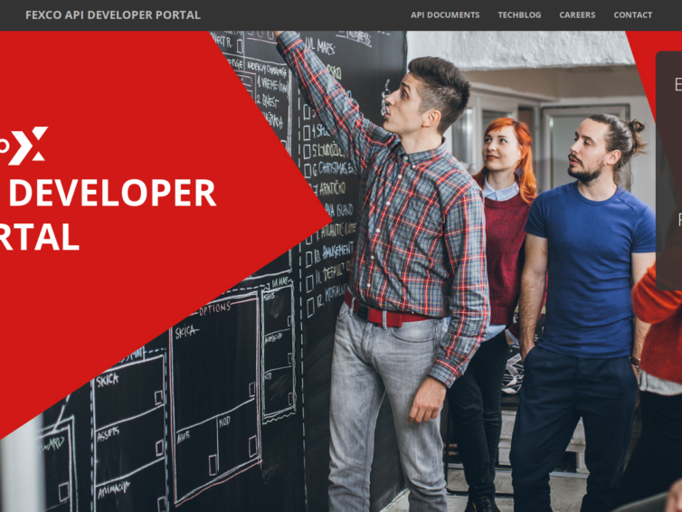 Fexco API Developer Portal