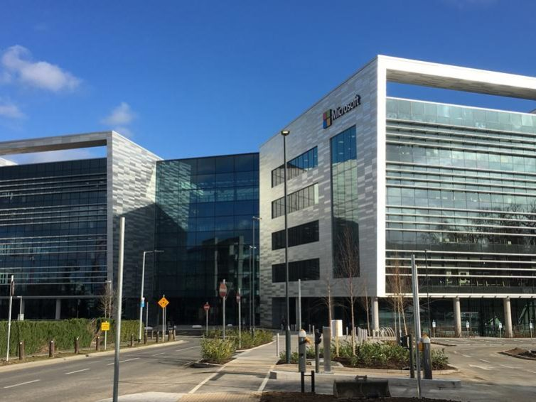 Learning From Real World Experiences – Visit to Microsoft Dublin's HQ