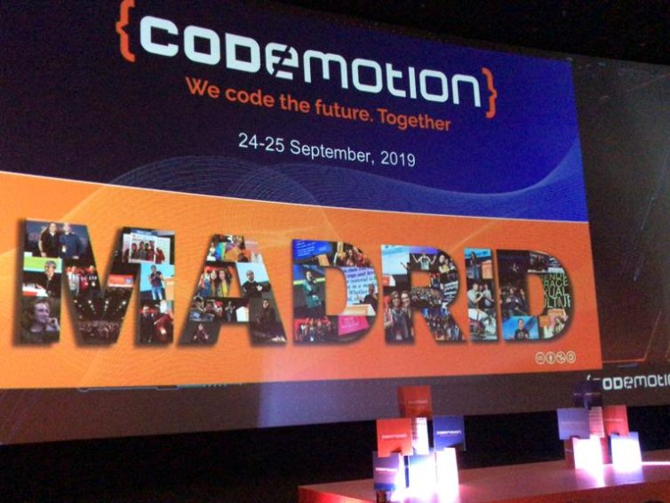 FTS at Codemotion Madrid 2019